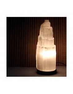 Lámpara Selenita 25 cm