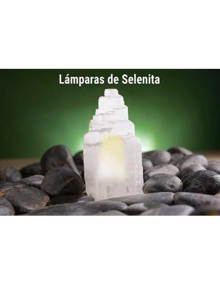 Lámpara Selenita